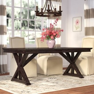 Laurel Foundry Modern Farmhouse Offerman Extendable Dining Table