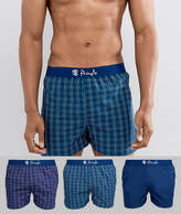 Pringle Woven Boxers 3 Pack