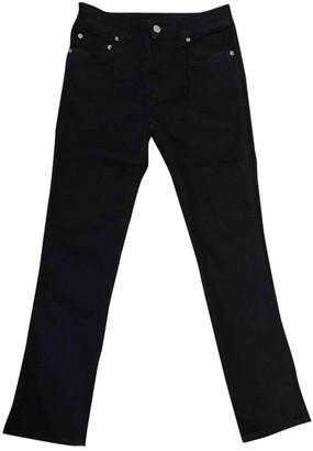 Prada Navy Cotton - elasthane Jeans