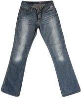 Roy Rogers Roy Roger's Grey Cotton Jeans for Women