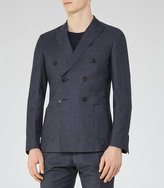 Reiss Alfred B Double-Breasted Blazer