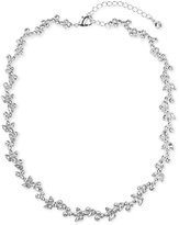 Givenchy Flower Collar Necklace