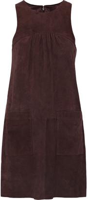 Joie Fahfia C Suede Mini Dress