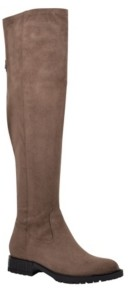 GUESS Women's Raniele Over The Knee Boots Women's Shoes
