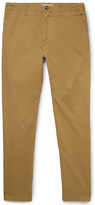 Acne Studios - Ayan Slim-fit Stretch-cotton Twill Trousers