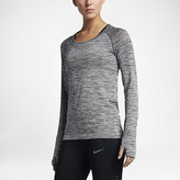Nike Dry Knit Women's Long Sleeve Running Top