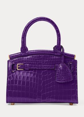 Ralph Lauren Alligator Mini RL50 Handbag