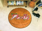 Fanmats Mississippi Valley State University Basketball Rug