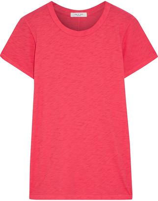 Rag & Bone The Tee Pima Cotton-jersey T-shirt