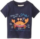 Jo-Jo JoJo Maman Bebe Crab Top (Baby) - Navy-18-24 Months