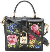 Dolce & Gabbana Dolce Soft floral print bag