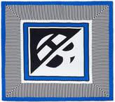 Henri Bendel Bendel Graphic Silk Square Scarf