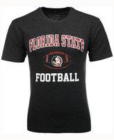 Colosseum Men's Florida State Seminoles Football Arch Logo T-Shirt