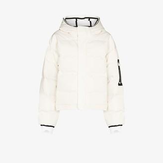 TEMPLA Naswa hooded ski puffer jacket