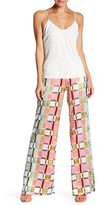 Clover Canyon Painted Plaid Pant