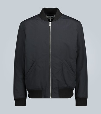 Loewe Daisy bomber jacket