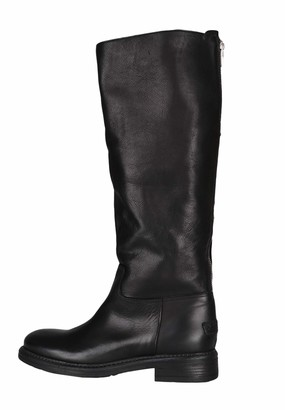 Shabbies Women's SHS0781 Boot Smooth Leather