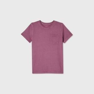 Cat & Jack Kids' Pocket T-Shirt - Cat & JackTM