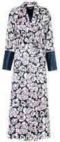 Olivia von Halle Capability Roxanne silk robe
