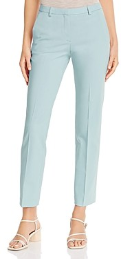 Theory Hartsdale Wool-Blend Stretch Pants