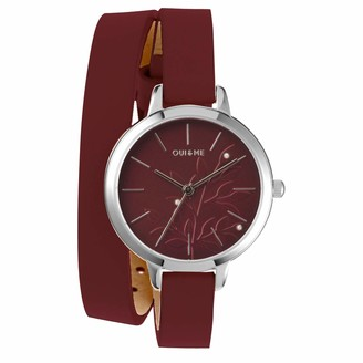Oui&Me Women's Analogue Quartz Watch ME010133