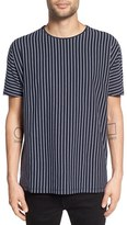 Zanerobe Men's 'Ez Boy' Oversize Stripe T-Shirt