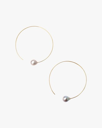Chan Luu Halo Hoop Earrings