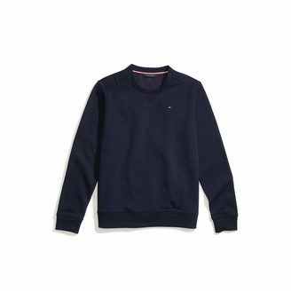 Tommy Hilfiger Women's Adaptive Sweatshirt with Velcro Brand Closure at Shoulders