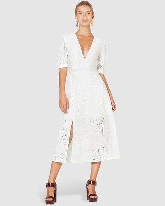 Stevie May My Pleasure Midi Dress