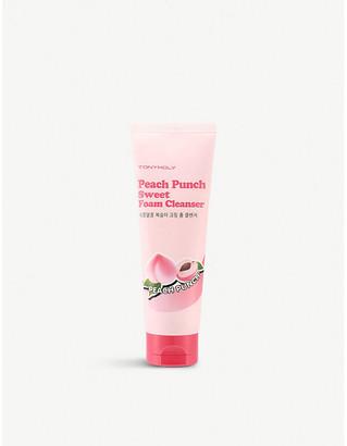 Tony Moly Ladies Peach Punch Sweet Foam Cleanser, Size: 142ml