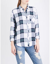 Rails Hunter checked flannel shirt