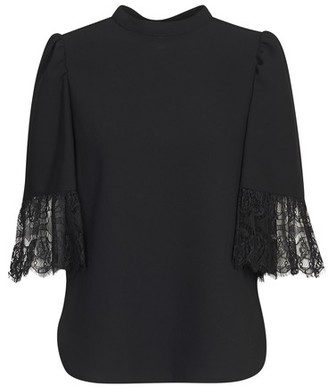 See by Chloe 3/4 Sleeve Top