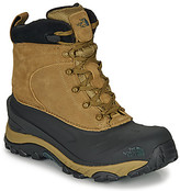 The North Face CHILKAT III men's Snow boots in Brown