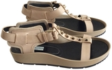 Balenciaga Beige Patent leather Sandals