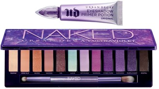 Urban Decay Naked Ultraviolet Palette with Primer Potion