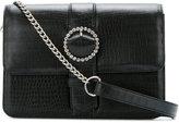 G.V.G.V. embellished buckle crossbody bag