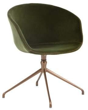 Sunpan Modern Sunshine Swivel Barrel Chair Sunpan Modern