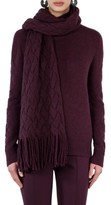 Akris Punto Women's Wool Blend Shawl