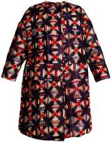 Isabel Marant Tao quilted-velvet coat