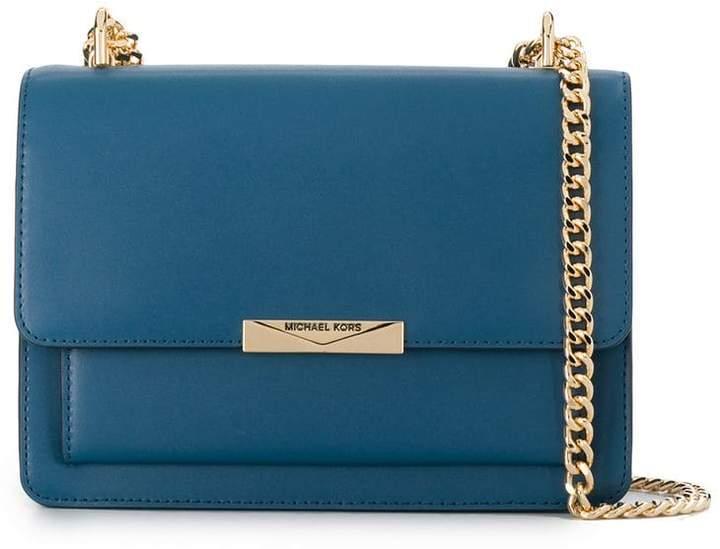49a20be5d1f6 MICHAEL Michael Kors Blue Shoulder Bags for Women - ShopStyle UK