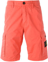 Stone Island cargo shorts - men - Cotton - 33