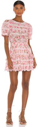 LoveShackFancy Augustine Dress