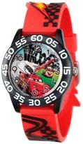 Cars Boys' Disney Lightning McQueen Watches