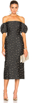 Brock Collection Ditsy Dress