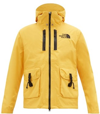 The North Face Black Series - X Kazuki Kuraishi Hooded Technical Jacket - Mens - Yellow
