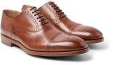 Paul Smith Bertin Leather Oxford Brogues - Light brown