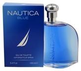 Nautica Men's Blue by Eau de Toilette Spray - 3.4 oz