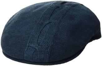 Kangol Men's Cable 504 Flat Ivy Cap HAT