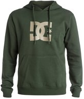 DC Mens Star Fleece Hoody Pullover Sweatshirt