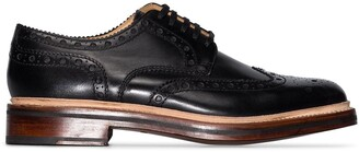 Grenson Archie leather brogues